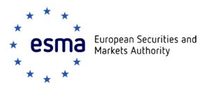 ESMA sieht momentan keine Notwendigkeit einer Blockchain-Regulierung!